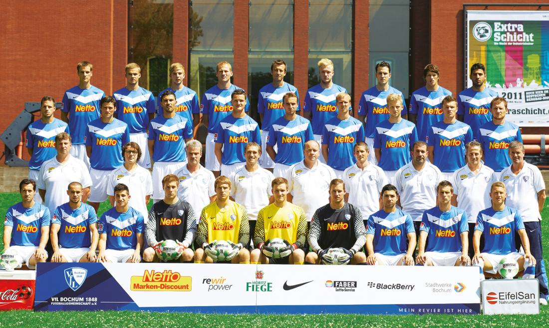 Vfl Bochum Mannschaft