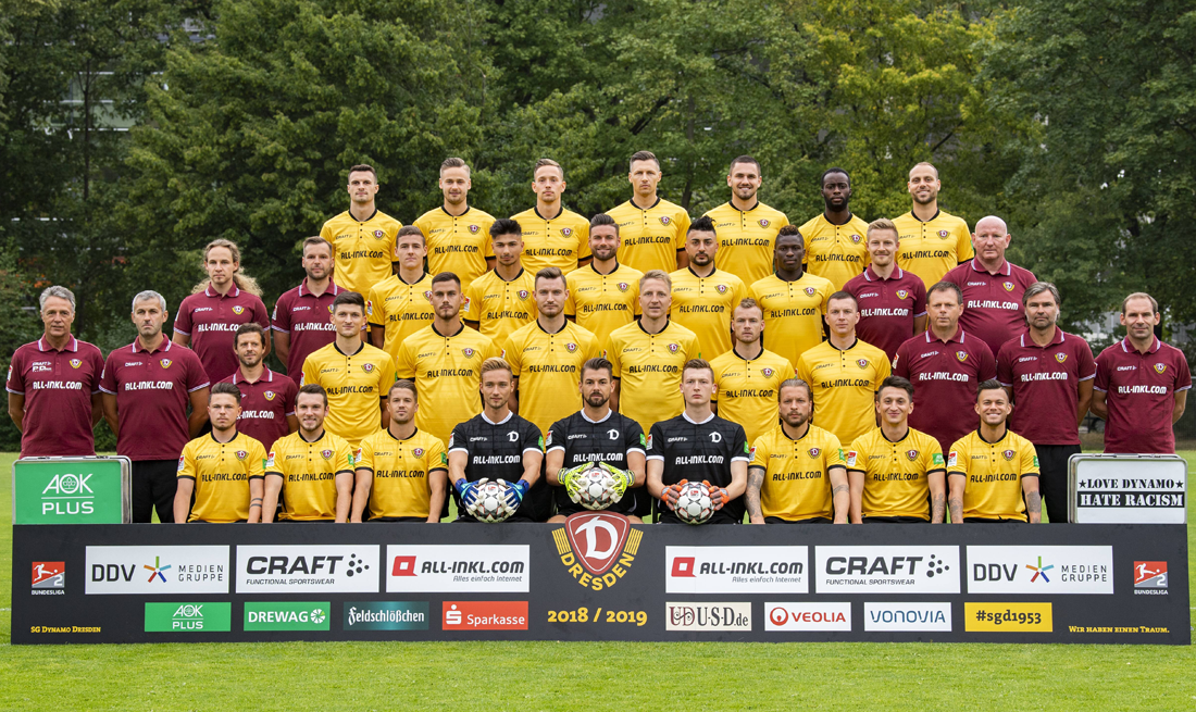 Spieler Von Dynamo Dresden