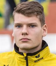 Dynamo stattet Ehlers mit Profi-Vertrag aus