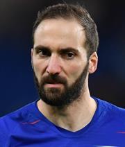 Higuain muss Chelsea wohl verlassen