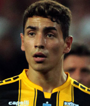Romas Ponce wechselt von AEK zu Spartak Moskau