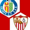 Schema: FC Getafe - FC Sevilla - La Liga, Saison 2018/19, 33. Spieltag