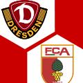 LIVE! Dynamo Dresden - FC Augsburg, Fußball-Vereine Freundschaftsspiele, Saison 2018/19, 41. Spieltag