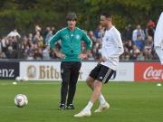 Intensives DFB-Training - Macht Löw mit Uth die 100 voll?