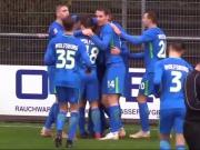 1:6 - Norderstedt chancenlos gegen Wolfsburg