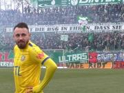 Hitziges Derby: Steinborn erlöst Lok Leipzig im Duell gegen Chemie