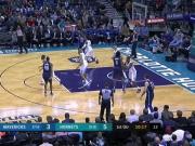 GAME RECAP: Mavericks 122, Hornets 84