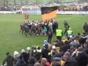 Grenzenloser Jubel: Aachen wirft Freialdenhoven aus dem Pokal