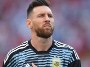Comeback nach 250 Tagen - Messi zurück in der Nationalmannschaft