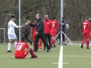 U 17-Hessenliga: Eintracht Frankfurt mit starkem Comeback