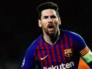 Valverde über Messi: