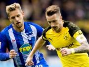 Der Favoritenschreck wartet - Hertha empfängt den BVB