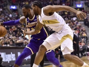 Gegen die Raptors - Erneute Lakers-Pleite