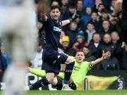 Zweiter! Sheffield überholt Leeds - Feldspieler im Tor