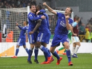 Maguire fliegt früh - doch Leicester jubelt spät