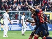 Juves erste Pleite: Turin stolpert in Genua