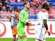 Lecomte verhindert höheren Lyon-Sieg