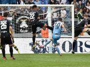 Lazio nimmt Parma binnen 22 Minuten auseinander