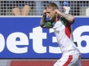 Hand-Aufregung in Huesca - Alaves trifft nach Super-Einwurf