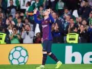 Im Video: Betis-Fans huldigen Messi für seinen Geniestreich