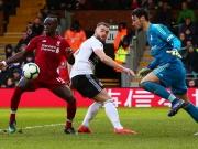 Mané erneut stark - Van Dijk gefährdet Liverpool-Sieg