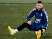 Argentinien-Comeback für Messi -