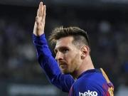 Messis große Worte: Ein einmaliger Abend in Sevilla