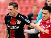 Erfolgreicher Ajax-Test: Bayer bereit für den Endspurt