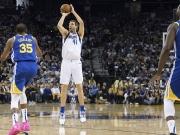 Nowitzkis bestes Saisonspiel - Mavs überollen Golden State