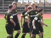Auf Titelkurs: Dortmunds U 19 schießt sich ins Viertelfinale