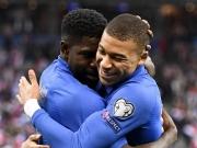 Zweites Spiel, zweiter Sieg - Weltmeister Frankreich weiter überragend