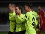 Pflichtaufgabe souverän gelöst - Wiesbaden im Hessenpokal-Finale