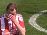 0:4 - Heynes letztes Spiel als Norderstedt-Trainer