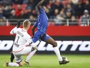 Dijon: Rassismusvorfall, Tavares fehlen Zentimeter, Gnahores Schwalbe