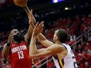 Immer wieder Harden - Rockets dominieren Jazz