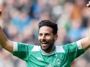 Pizarro freut sich auf