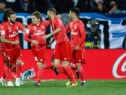 Silva sieht die Lücke, Benzema rettet Real und seine Serie