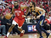 Drittes Play-off-Triple-Double: Harden führt Rockets zum Sieg