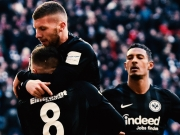 Eintracht Frankfurt begeistert -