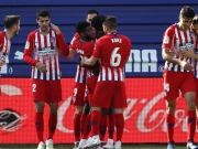 Atleticos Minimalisten: Lemar bezwingt