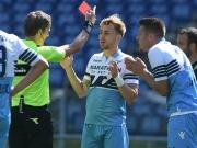 Milinkovic-Savics Ausraster leitet Lazio-Blamage ein