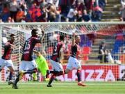 Pulgars feiner Freistoß, Orsolinis Volley-Seitfallzieher: Bologna zaubert