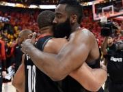 Rockets dank Harden vor Einzug in nächste Runde