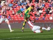 2:2! Stoke verschiebt Norwichs Aufstiegsparty