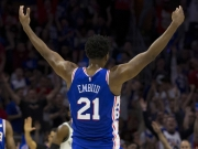 Double-Double: Embiid führt 76ers in die nächste Runde