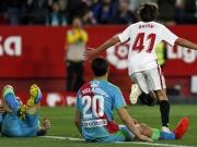 Chancen über Chancen: Sevilla schenkt Rayo fünf Stück ein