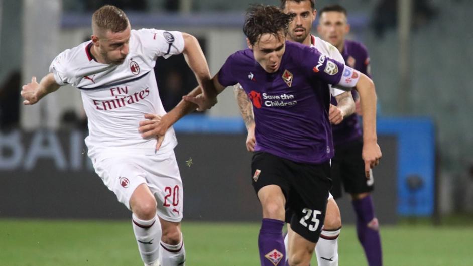 Milan: Matchwinner Calhanoglu
