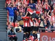Garcias zwei Tore in 90 Sekunden - Bilbao auf Kurs Europa