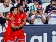 Borja Iglesias ist wieder der Leganes-Schreck