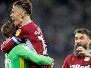 Abraham hat das letzte Wort: Villa nach Wembley